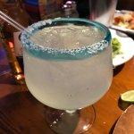 Silver Patron Margarita