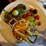 Steak and Frittes