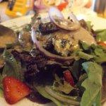 Small california side salad