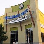 The Counter - 41 W. Hillsdale Blvd. San Mateo (19/Aug/17).