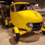 Mort Taylor's Aero Car