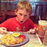 Kids love our food!