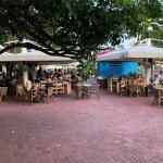 Plein Cafe Wilhelmina Foto