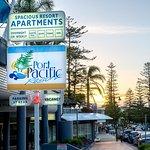 Port Pacific Resort Photo