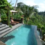 Pool at Villa Tunjung