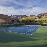 Tucson Ventana Tennis Court