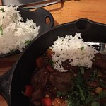 Spicy pepper beef