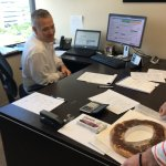Kringles brought to Inlanta Mortgage in Sarasota Fl