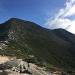 Hunt Spur Boulders - still over 2 miles from the peak