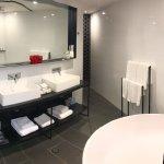 Shaken Suite Bathroom