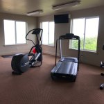 gym (oceanview)