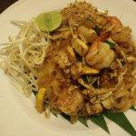Fried Noodle - Ala Carte order for dinner - 170bath