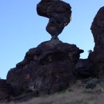 Idaho's Balanced Rock