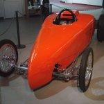 rear engined Speed Sport Roadster