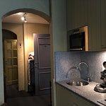 Suite Prince d'Orange (nr14) au premier étage. Très belle décoration, très cosy. 'Ous nous y som