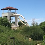 8 story water slides just a few short steps away.