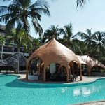 The pool bars and accommodation are conducive for both adults and kids