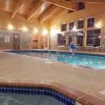 Hot tub/Pool/ Exercise Room