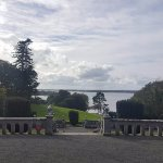 View of Lough Ennell from the House front door