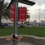 Free power supply kiosks for mobiles and tablets charge