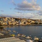 vue côté ville et port