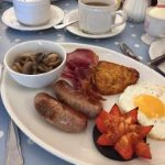 Breakfast: Full English