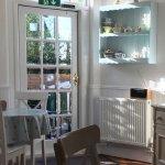 Breakfast room and tea room