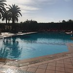 Absolutely fabulous hotel, surroundings beautiful and very safe. The staff were attentive and no
