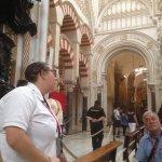 Saray en el Interior de la Mezquita de Córdoba