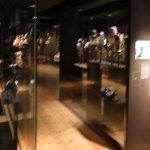 Ce musée possède 4 salles, il est grand, mais manque de place