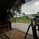A view of the Kabini from Little Bison