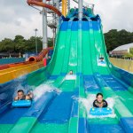 Kraken Racers - Singapore's 1st Four-Lane Mat Racer Slide