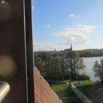 Blick auf Schwerin von Zi. 707