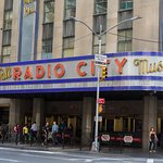 Foto de Radio City Music Hall Stage Door Tour