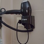 Hairdryer which was very good