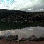 sentier du lac à 100m de l'hotel