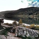point du vu sur le lac à 150m de l'hotel