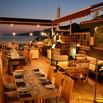 Baharat Restaurant Terrace