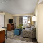 2 Bedroom Suite with 2 Queen Beds and 1 King Bed