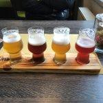 Eine kliene Bierprobe