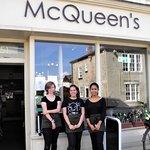 Foto de McQueen's Cafe