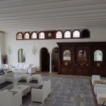 IL grande Salone interno