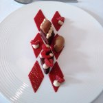 dessert chocolat café framboise
