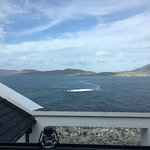 Two gorgeous windows overlooking Achill