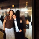 My gorgeous Grandson's 10th birthday celebration at the C Restaurant