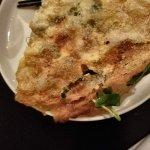Fish crepe (this is half)