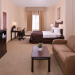 Our King Extended Suite is great for families or business travelers.