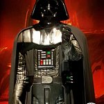 Darth Vader's costume from Star Wars