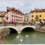 Annecy...such a beautiful city.