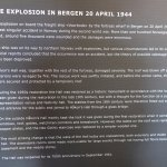 Info on the German ammunition explosion